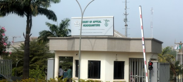 Court of Appeal Headquarters, Abuja,