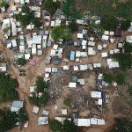 Aerial View of Kuchingoro Camp