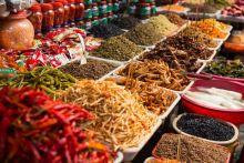 CORONAVIRUS: Chinese Market used to tell the story. [PHOTO CREDIT: Earth Trekkers]