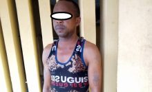 Man who rapped 6 under aged boys in Awka.