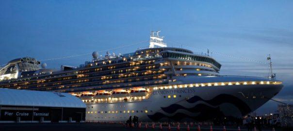 Diamond Princess ship (Photo Credit: nytimes.com)