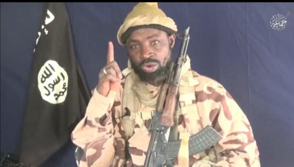 Abubakar Shekau, leader of Boko Haram terrorists