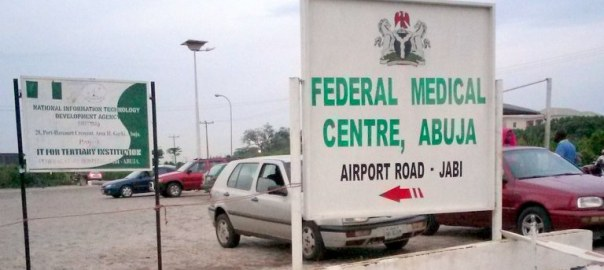 Federal Medical Center (FMC), Jabi, Abuja.