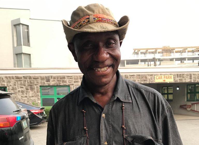 foremost Nigerian production designer, Pat Nebo Photo Jayne Augoye