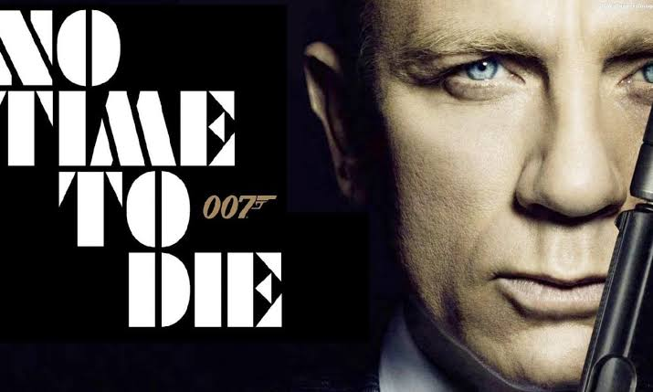 James Bond movie 'No Time to Die'