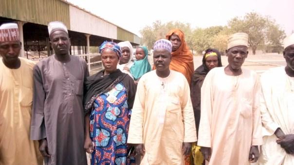 Boko Haram IDPs Protests Food ShortageIn Adamawa