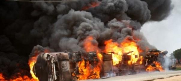 Ogun tanker explosion