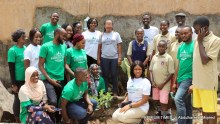 Officials of the Premium Times Center for Investigative Journalism (PTCIJ) and other groups have urged young Nigerian students to ensure environmental sustainability through planting of trees and creation of gardens