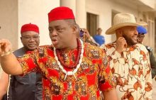 A former minister of aviation, Femi Fani-Kayode, has made his Nollywood debut in a new series titled Silent Prejudices (Season 2)