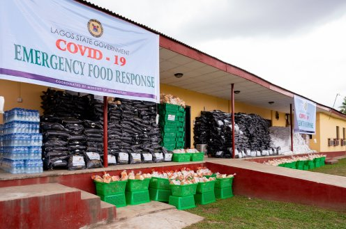Lagos launches emergency food provision for residents