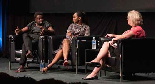 Nollywood actors at 2016 2016 Toronto International Film Festival