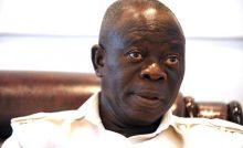 Adams Oshiomhole, former APC National Chairman.