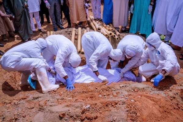 Abba Kyari laid to rest