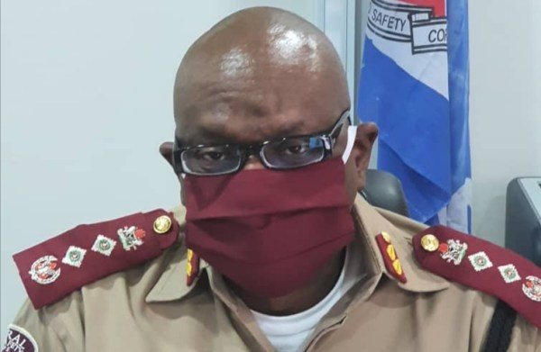 Boboye Oyeyemi, Corps Marshal of the Federal Road Safety Corps (FRSC) [PHOTO: GUARDIAN.NG]