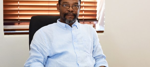 Professor Harry Garuba [Courtesy the University of Cape Town]
