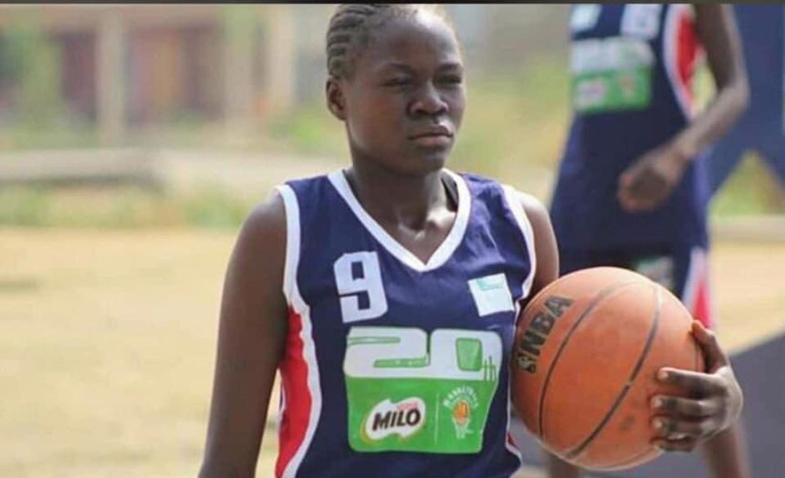 Deborah Onu, Nigerian female basketball player