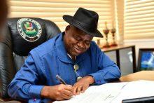 Bayelsa State Governor, Duoye Diri