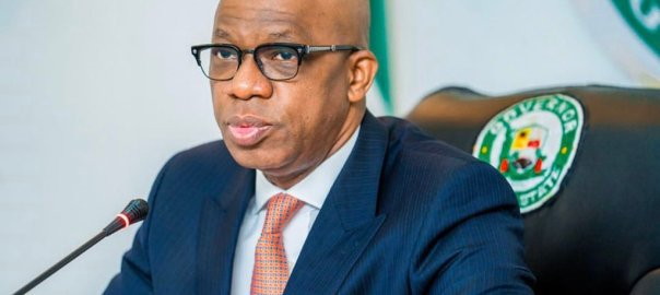 Ogun State Governor, Dapo Abiodun [PHOTO CREDIT: @dabiodunMFR]