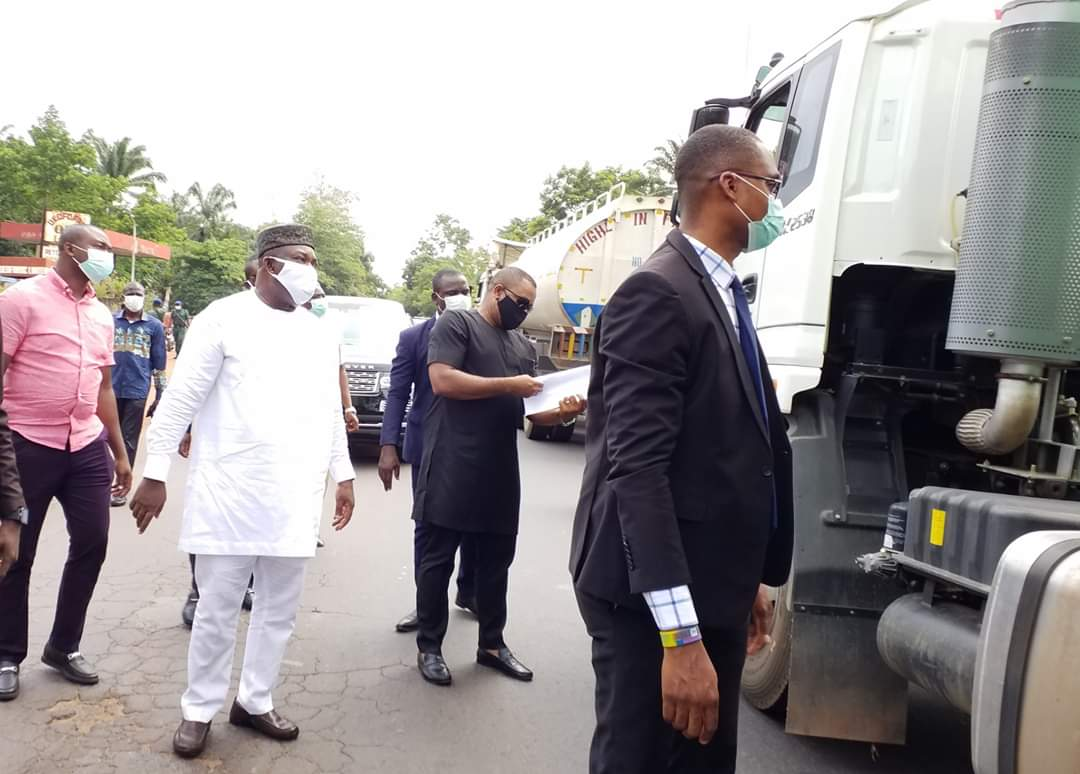 Enugu State Government on Wednesday commissioned and handed over two vehicles and five Motorcycle to Enugu State Ministry of Transport (MOT), to ensure efficient enforcement of traffic rules in the state. The Deputy Governor of the state, Mrs Cecelia Ezeilo, commissioned and handed over the working tools to MOT and urged the officials to be […]