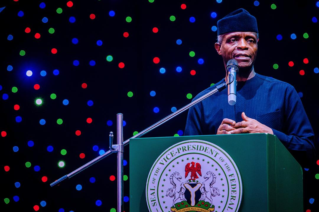 How 1.7 million Nigerians, businesses will benefit from N75 billion grant – Osinbajo