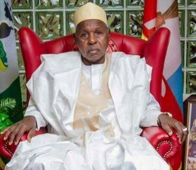 Governor Aminu Masari of Katsina State [PHOTO CREDIT: @GovernorMasari]