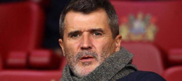 Roy Keane [PHOTO: Football365]