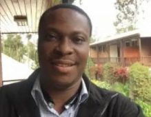 Tunde Amole, the country director of International Livestock Research Institute