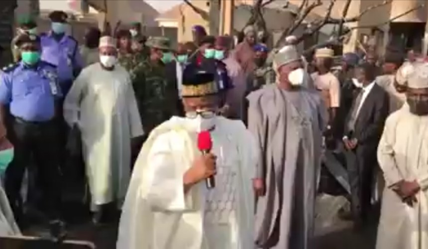 Bala Mohammed - Governor of Bauchi State