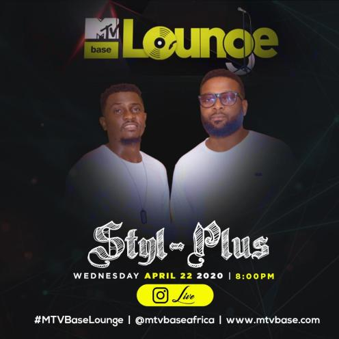 Styl Plus on MTV Base Lounge