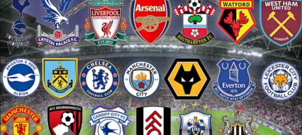 Premier League Teams [PHOTO CREDIT: SportsBreak]
