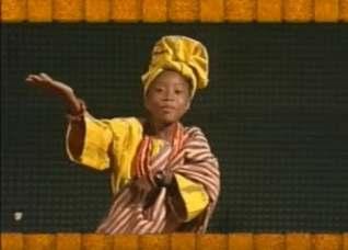 Benita Okojie before