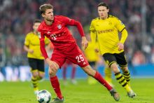 Borussia Dortmund vs Bayern Munich [PHOTO: Bavarian Football Works]