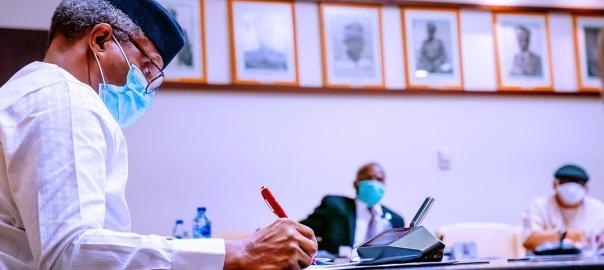 Vice President Yemi Osinbajo [PHOTO: Presidency]