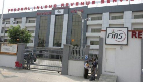 Federal Internal Revenue Service (FIRS)