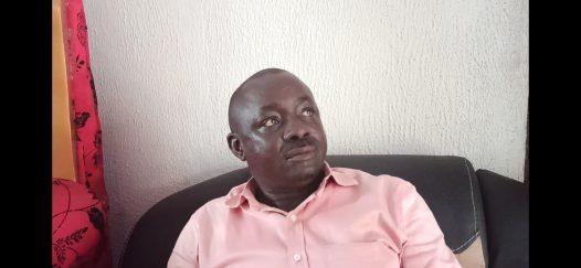 The spokesperson of the Uwheru Kingdom, Benjamin Ohworeko