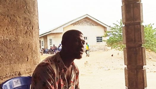 Kenneth, the survivor whose sister was raped