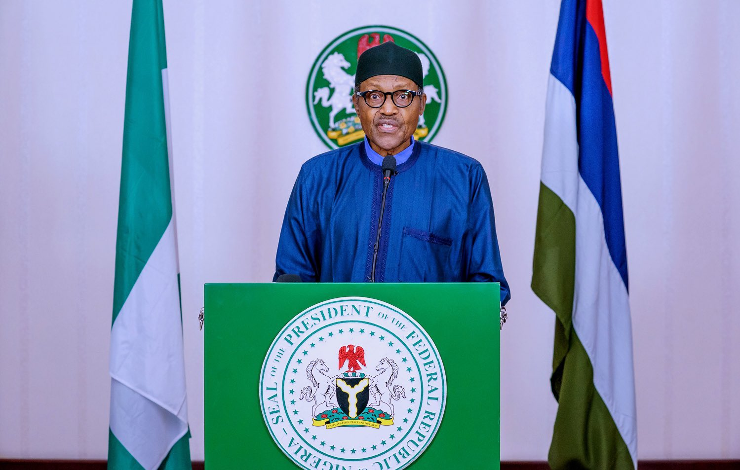 Buhari appoints 11 judges for FCT High Court, others