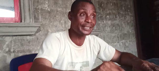 The Chairman of Agadama, Sunday Inovogoma