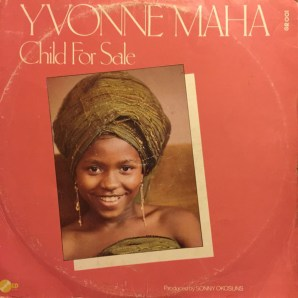 Yvonne Maha photo by discogs