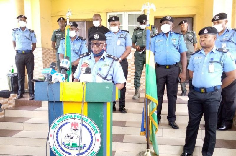 The Police Command in Rivers