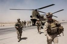 U.S. troop [PHOTO: CNBC News]