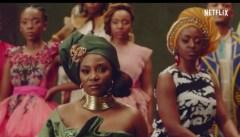 Ama Qamata, Genevieve Nnaji , Nosipho Dumisa and Kate Henshaw [Netflix]