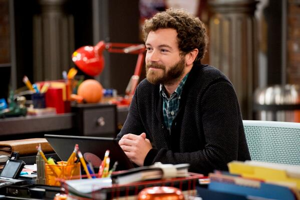 """""""That 70s Show"""" actor Danny Masterson. [PHOTO CREDIT: Official Twitter account of Danny Masterson]"""