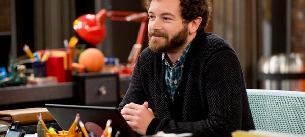 """That 70s Show"" actor Danny Masterson. [PHOTO CREDIT: Official Twitter account of Danny Masterson]"