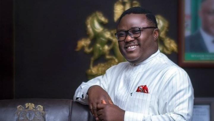 Governor Ben Ayade of Cross River State. [PHOTO CREDIT: Official Facebook Page of Ben Ayade]