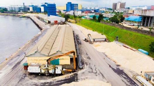 BUA Terminal, Port Harcourt