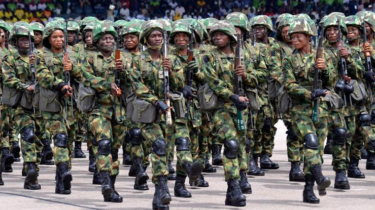 Nigerian Army [PHOTO CREDIT: InnosonVehicles]