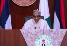 President Muhammadu Buhari [PHOTO CREDIT: Bashir Ahmad]
