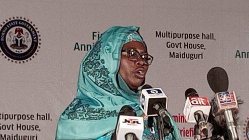 Mairo Mandara, the special adviser on sustainable development to Borno governor, Babagana Zulum,