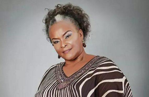 Nollywood actress, Ifey Onwuemene